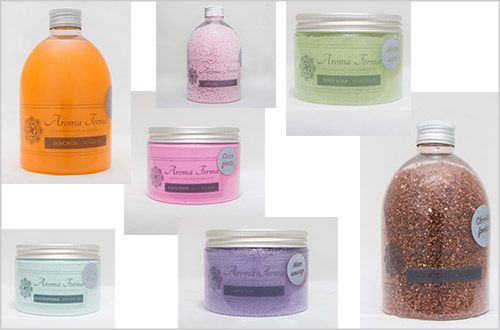 Assortiment Aroma Forma badproducten
