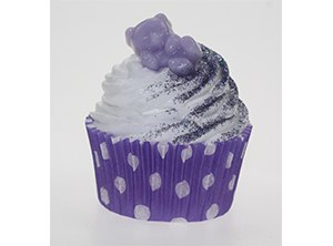 Aroma Forma Fun Soaps Raspberry Delight Soap cup cake